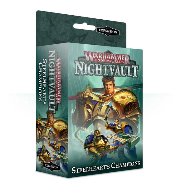 STEELHEARTS CHAMPIONS (ENGLISH)