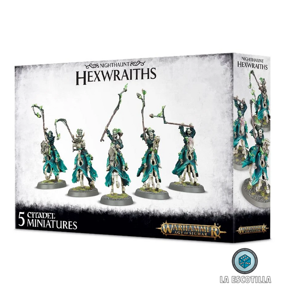 NIGHTHAUNT HEXWRAITHS