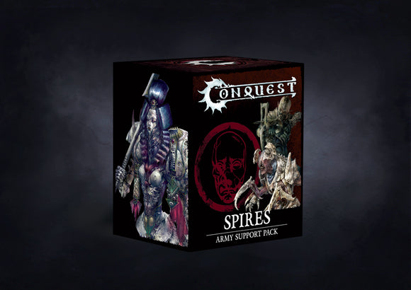 Spires: Army Support Pack W2