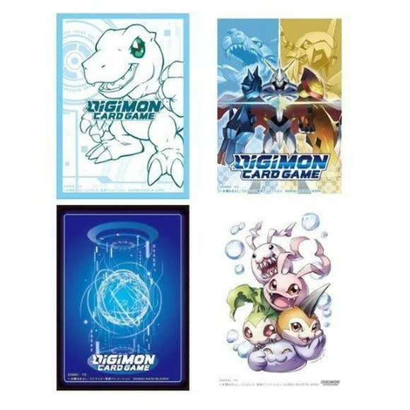 Digimon Card Game Official Sleeve