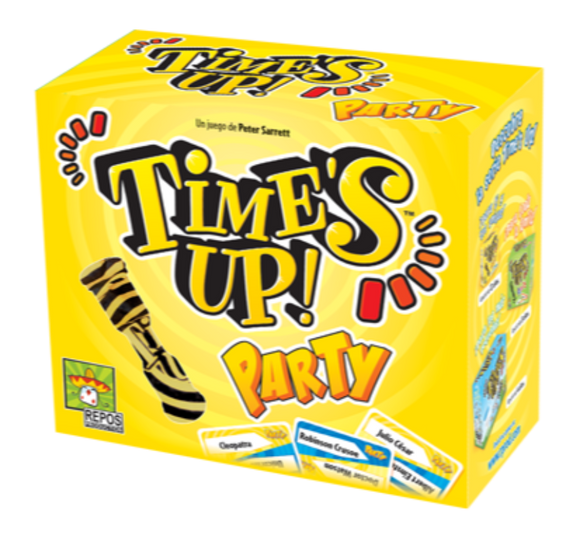 Time's Up Party 1 (Amarilla)