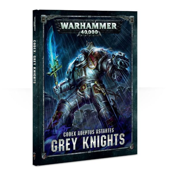 Codex: Grey Knights (Inglés)