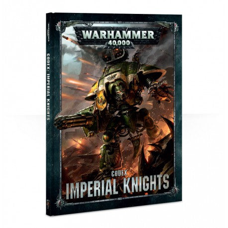 Codex: Imperial Knights (Inglés)