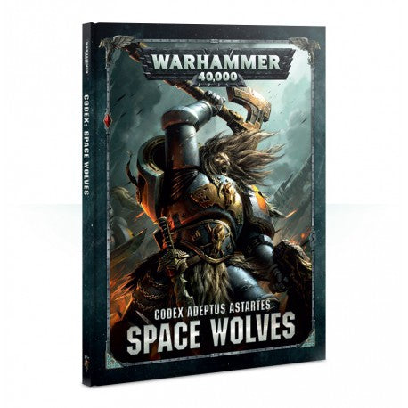 CODEX: SPACE WOLVES (ENGLISH)