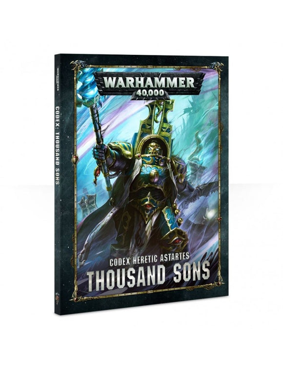 CODEX: THOUSAND SONS  (ESPAÑOL)
