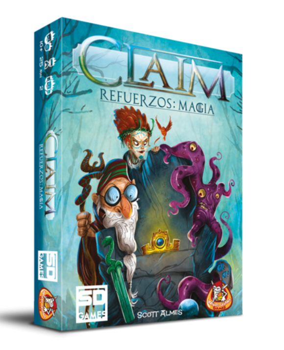 Claim Refuerzos: Magic