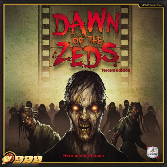 [PRE-VENTA] Dawn of the Zeds