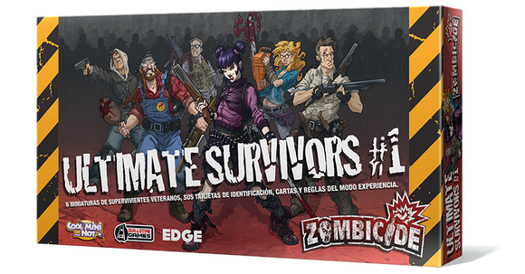 Ultimate Survivors #1