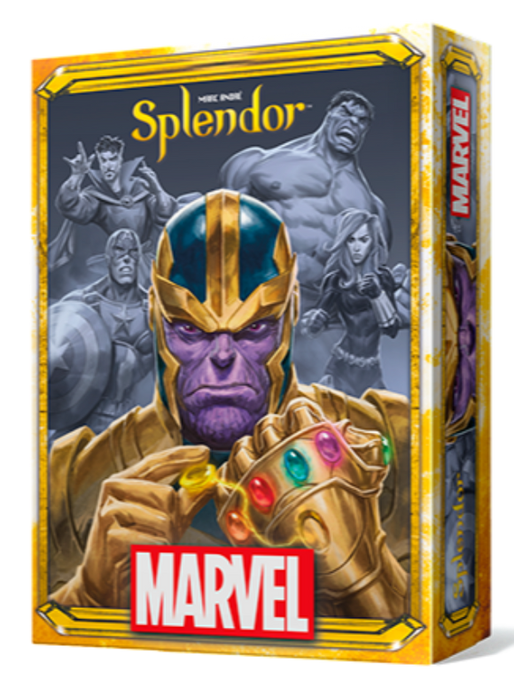 [PREPEDIDO] Splendor Marvel