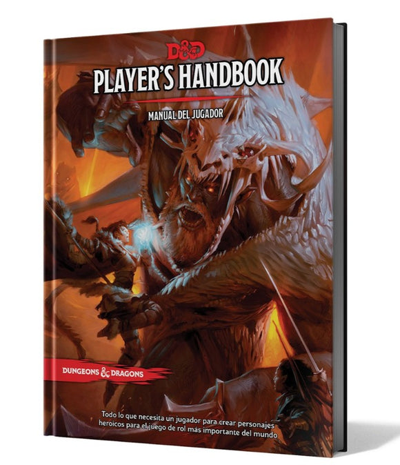 D&D Player´s Handbook (Manual del Jugador)
