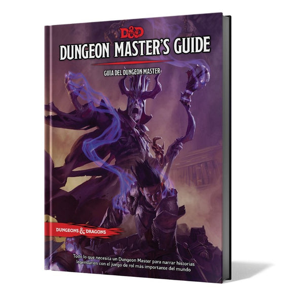 D&D Dungeon Master´s Guide (Guía del DM)