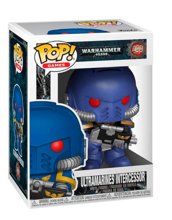 Figura Funko Pop! Ultramarines Intercessor