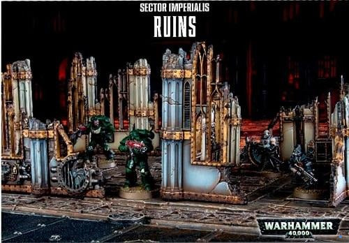 SECTOR IMPERIALIS RUINS