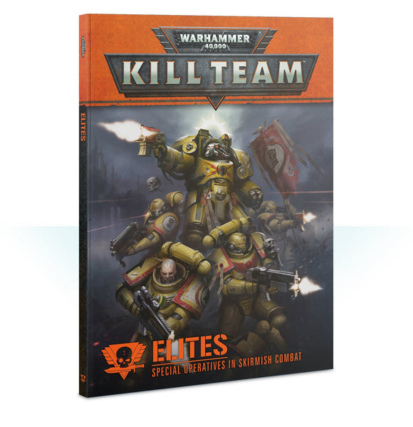 KILL TEAM: ELITES (ESPAÑOL)