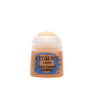 Layer: Tau Light Ochre (12 ml)