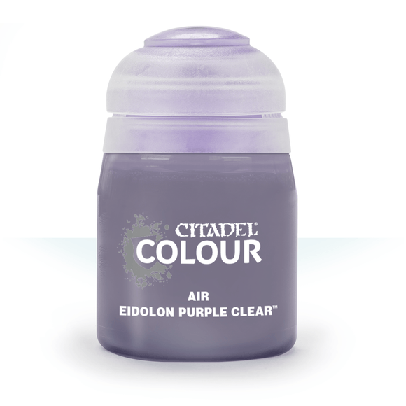 Air: Eidolon Purple Clear (24 ml)