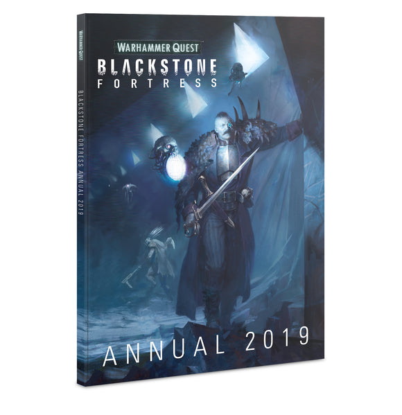 BLACKSTONE FORTRESS: ANNUAL 2019 (ENGLISH)