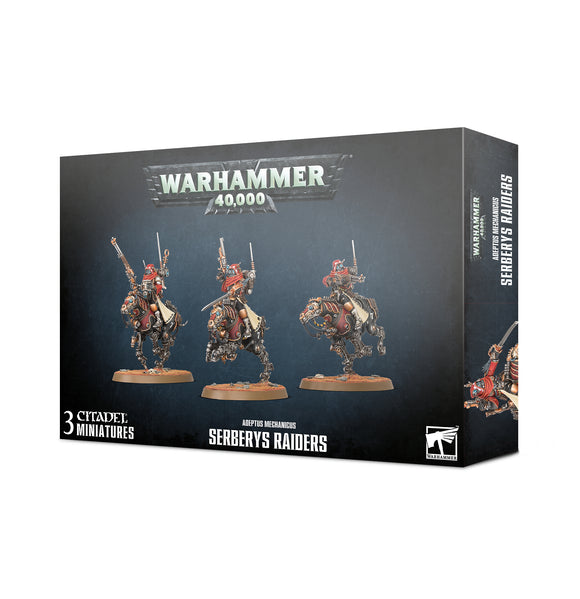 [PREPEDIDO] ADEPTUS MECHANICUS SERBERYS RAIDERS