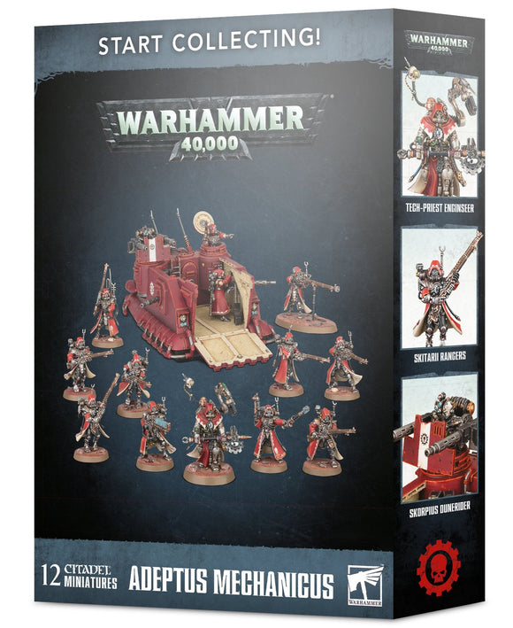 [PREPEDIDO] START COLLECTING! ADEPTUS MECHANICUS
