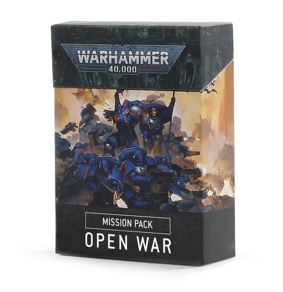 Warhammer 40,000: Open War Mission Pack (Inglés)