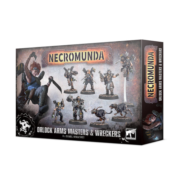[PREPEDIDO] Orlocks Arms Masters y Wreckers
