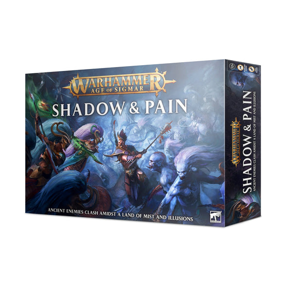 Shadow & Pain (Inglés)