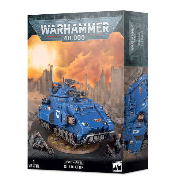 [PREPEDIDO] SPACE MARINES: GLADIATOR