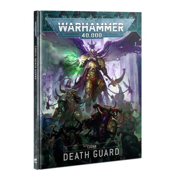 [PREPEDIDO] Codex: Death Guard (Inglés)