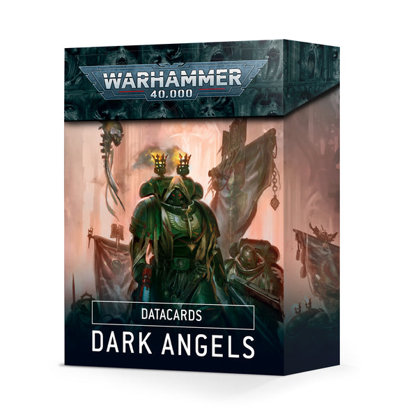 [PREPEDIDO] Datacards: Dark Angels (Inglés)
