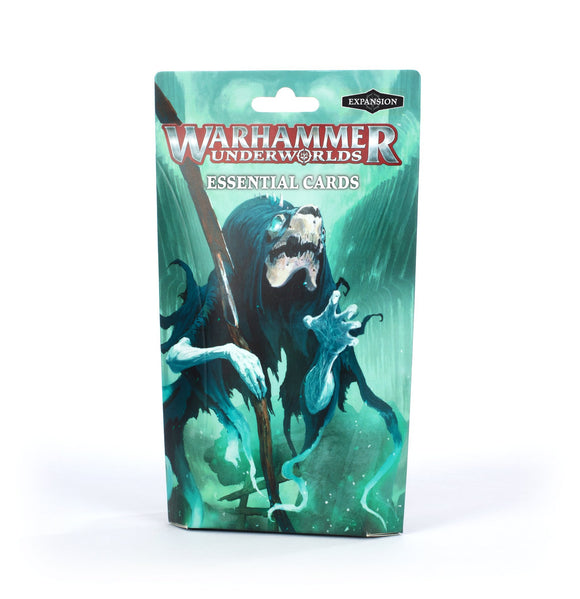 [PREPEDIDO] Warhammer Underworlds: Essential Cards Pack (Inglés)