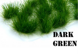 Grass Tuft 12mm - Dark Green