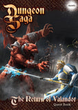 Dungeon Saga: the Return of Valandor (inglés)