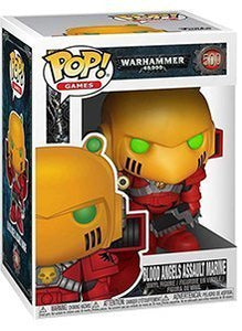 Figura Funko Pop! Blood Angels Assault Marine