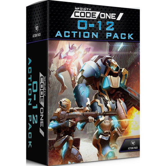 [PREPEDIDO] O-12 Action Pack