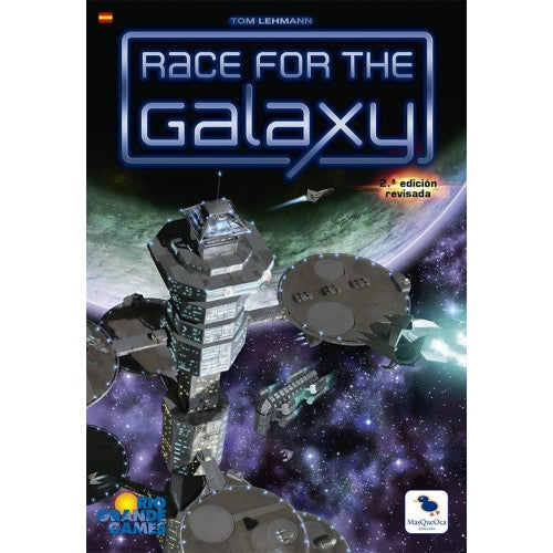 Race for the Galaxy - Segunda Edición Revisada