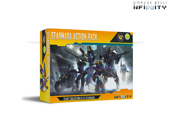 [PREPEDIDO] Starmada Action Pack