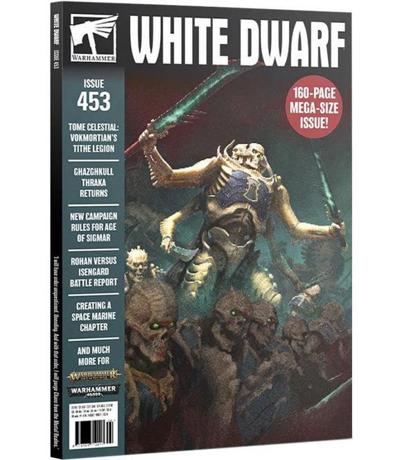 White Dwarf Abril 2020 (n° 453)