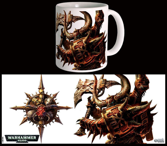Warhammer 40K Taza Kharn the Betrayer