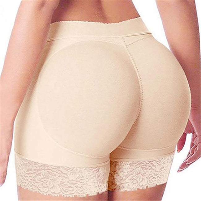 Seamless Butt Lifter Padded Panty