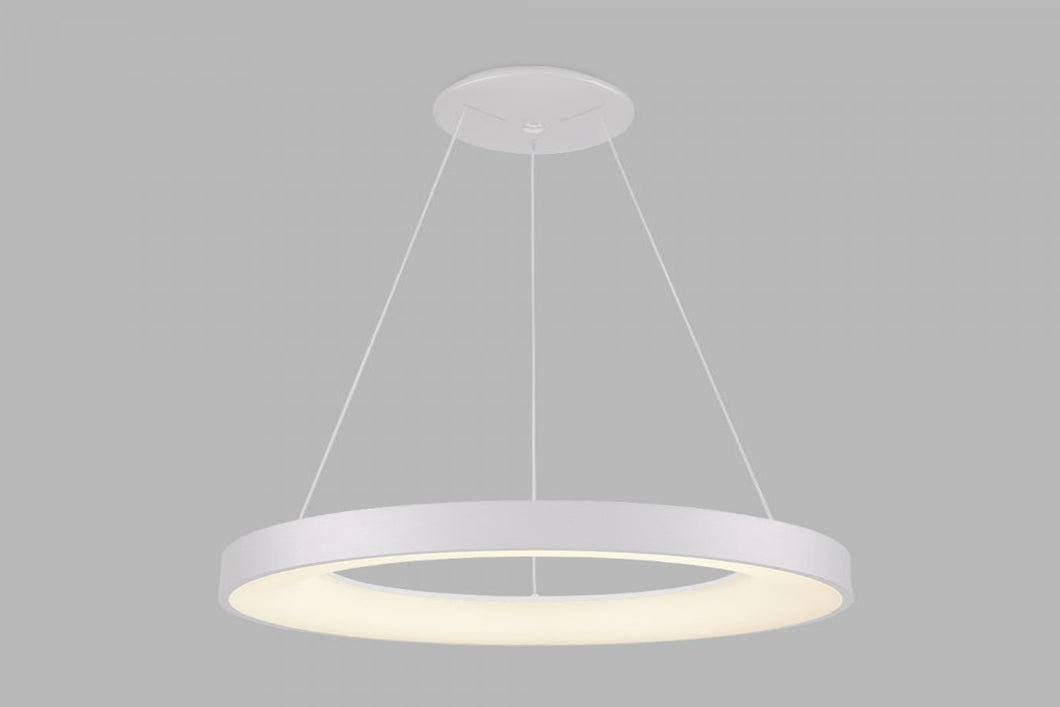 Suspended IP20 LED round luminaire Bella 48 Z