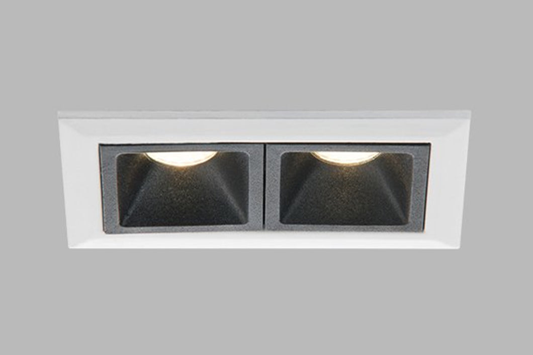 Recessed IP20 LED luminaire Linear 2