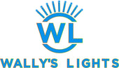 Wally's Lights WS2811 Best Price Pixels Flood Lights Pigtails Extensions Power Supply