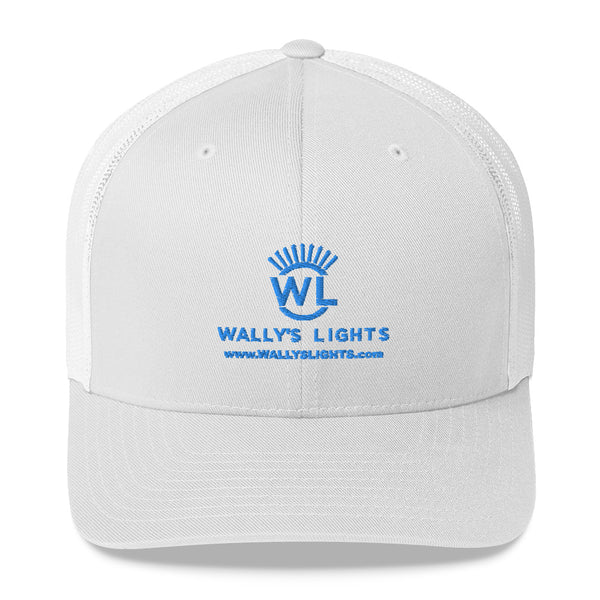 Wally's Lights Trucker Cap