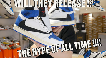 Travis Scott Fragment Jordan 1 Unreleased First LOOK early!!!