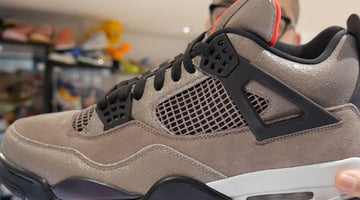 Air Jordan 4 Taupe Haze ( is it Mad Limited? )