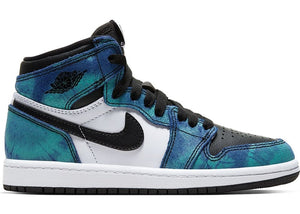 Jordan 1 Retro High Tie Dye (PS)