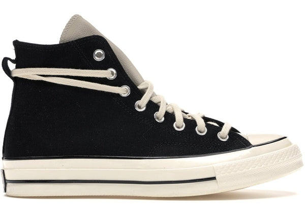 Converse Chuck Taylor All-Star 70s Hi Fear Of God Essentials Black Natural