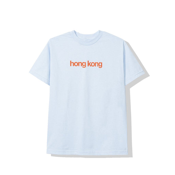 Anti Social Social Club Hong Kong Tee (FW19) Blue