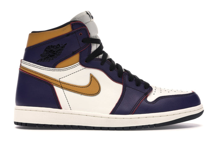 Jordan 1 Retro High OG Defiant SB LA to Chicago