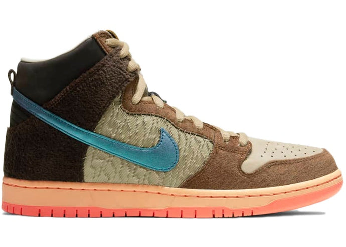 Nike SB Dunk High Concepts Turdunken